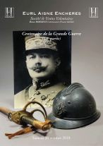 Militaria Auction Sale helmet german french